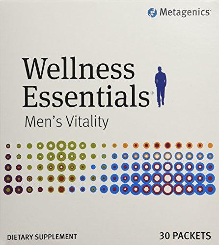 Vitalidad 30 paquetes de bienestar esenciales los hombres