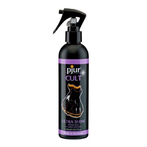 Pjur Spray Lubricante para prendas de látex y cuero 250ml