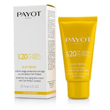 Les Solaires Sun Sensi de protección contra el envejecimiento crema facial SPF 20 16 oz