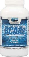 Vitacost aminoácidos ramificados L-leucina, L-valina, L-isoleucina - 2.400 mg por porción - 300 cápsulas