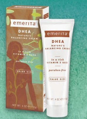 Emerita DHEA balance crema 4 Oz