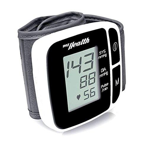 Pyle PHBPBW40BK Bluetooth Smart Monitor de presión arterial - negro