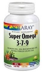Omega 3-7-9 Solaray 120 Softgel