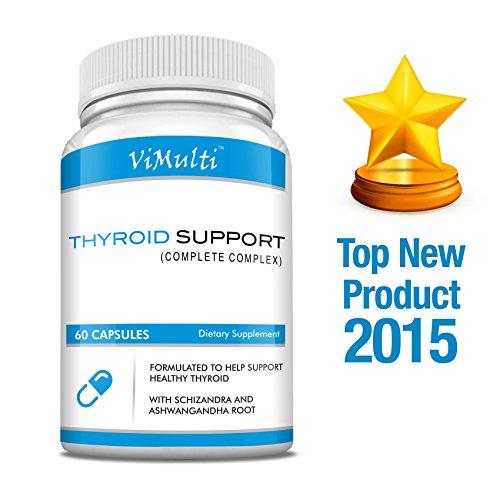 #1 nuevo tiroides suplemento para apoyar la salud de la tiroides. Avance Natural herbario fórmula cargado con Natural ingredientes para ayuda pérdida de peso, aumentar energía, apoyo saludable piel, pelo y uñas, mientras que apoyo felicidad.