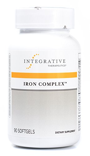Complejo de hierro terapéutica Integrativa, 90 cápsulas