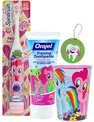 Productos Dentales My Little Pony Pinky Pie 3 productos