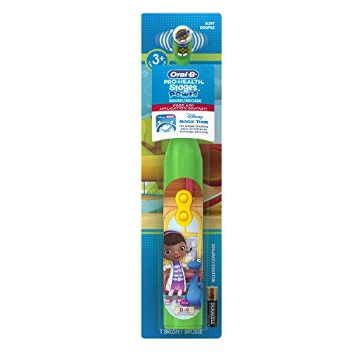 Oral-B Pro Salud etapas Doc McStuffins Power Kids cepillo de dientes 1 cuenta