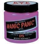 Manic Panic Semi permanente pelo tinte Mystic Heather luz púrpura y violeta