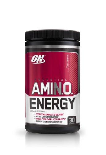 La nutrición óptima energía Amino esencial