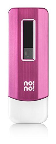 no! no! ® PRO dispositivo de eliminación del pelo   Color de rosa