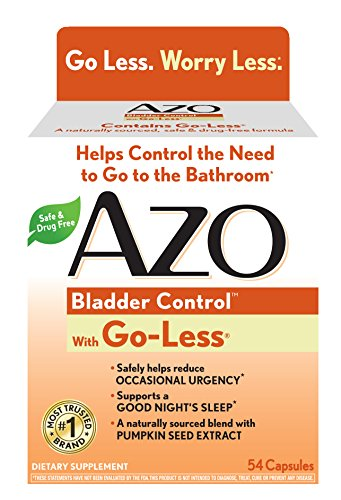 Control de la vejiga AZO, cuenta 54