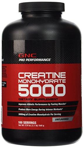 GNC Pro Performance creatina monohidrato 1 lb(s).