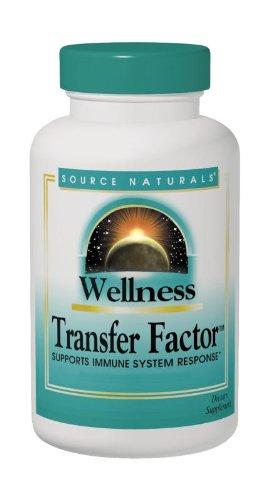 Source Naturals Wellness Transfer Factor 125mg, 60 cápsulas