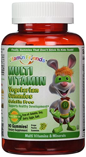 Amigos Multi vitamina dieta vitamínico, cuenta 90
