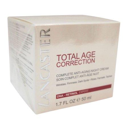 Lancaster Corrección total Edad Complete Anti-Aging Crema de noche, 50 ml de 1,7 oz
