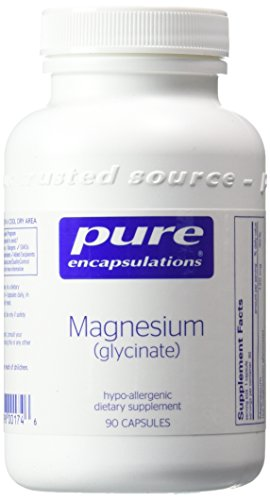 Puros encapsulados - magnesio (glicinato) 90 ' s