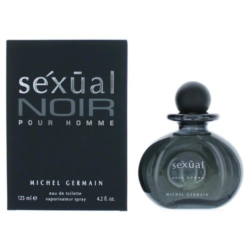 Michel Germain Sexual negro 4.2 oz Eau de Toilette Spray