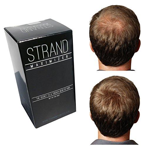 Filamento de polvo del pelo de Maximizer para adelgazamiento del pelo trabaja para ambos hombres y mujeres