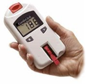 Sistema de análisis de sangre CardioChek Portable