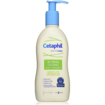 Restoraderm Eczema Calmante Hidratante Corporal 10 oz (paquete de 2)