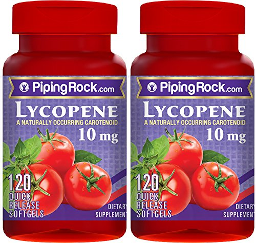 Licopeno 10 mg 240 cápsulas