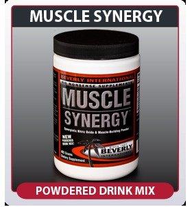 Sinergia del músculo internacional de Beverly-sabor - 403g de limón polvo (HMB)