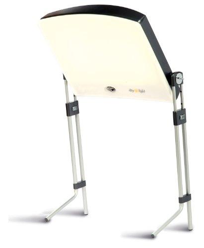 Lámpara de fototerapia con luz brillante clásico 10.000 LUX de luz del día