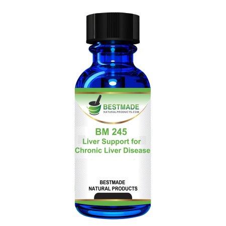 BestMade Liver Support para la enfermedad hepática crónica BM245
