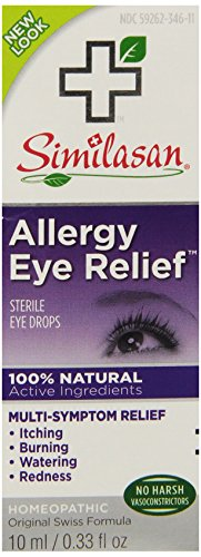 Similasan alergia alivio ocular gotas,.33 oz