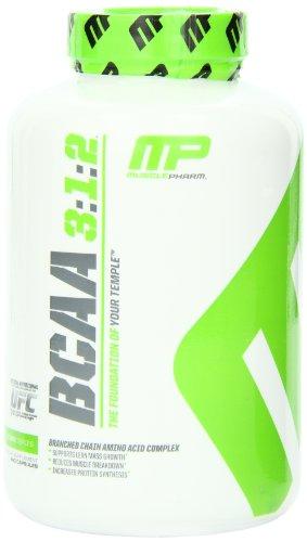 Muscle Pharm BCAA 3:1:2 cápsulas, número 240