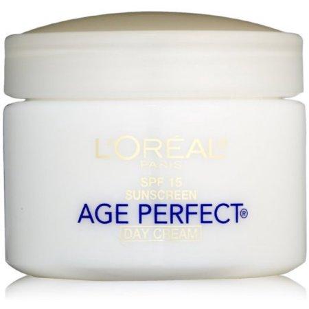 Dermo-Expertise Age Perfect para la piel madura Crema de Día SPF 15 250 oz (paquete de 2)