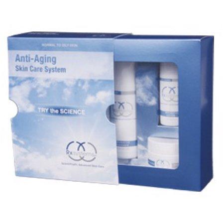 Rx Systems Sistema de Cuidado de la piel contra el envejecimiento normal a seca