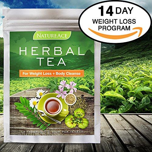 Té de pérdida de peso Ace naturaleza - mejor corporales Teatox, desintoxicación, limpieza, distensión reducción, metabolismo y energía Boost - bolsitas de té de hierbas chinas orgánicas 100% naturales - para hombres y mujeres - acción rápida Premium