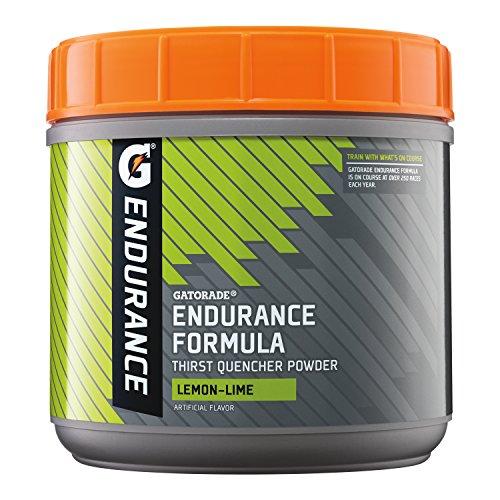Gatorade Endurance Formula polvo, limón, 32 onzas