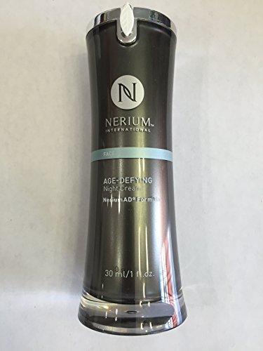 Nerium Ad - noche desafiando la edad crema (30ml) una botella por Nerium