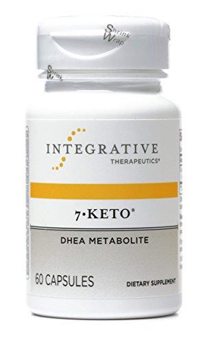 Terapéutica Integrativa 7-Keto DHEA, 60 cápsulas