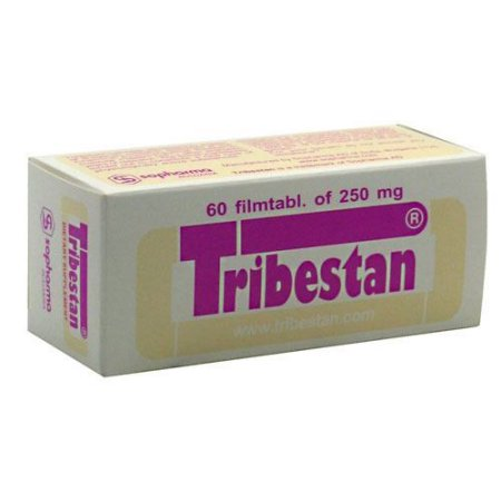Fitness Enterprise Tribestan 60 Ct