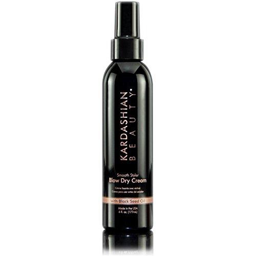 Belleza de Kardashian moldeador suave golpe seco crema, 6 onzas de líquido