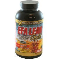 Labrada EFA Lean Gold Gel Caps ct 180