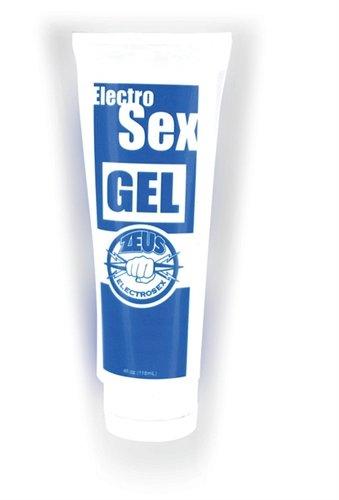 -AB909-Zeus Electro-Sex Gel 4 oz.