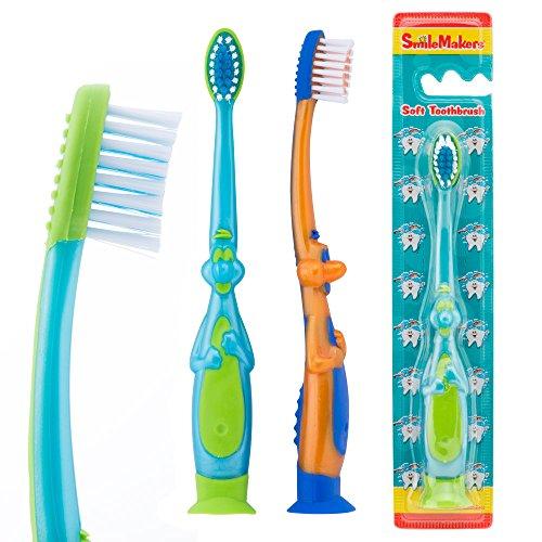 SmileCare niño dinosaurio 3D cepillos dentales - productos de higiene Dental - 48 por paquete