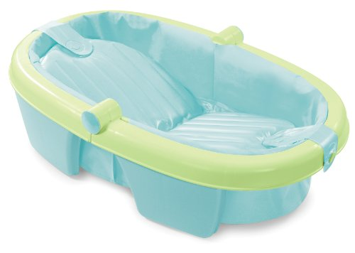 Verano niño doblez lejos Baby baño