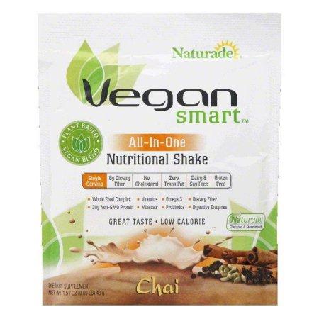 Chai Todo en Uno Nutritional Shake 151 oz (Pack de 12)