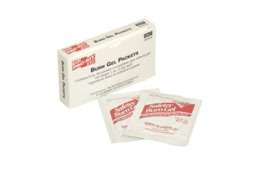 PAC-Kit de primeros auxilios sólo 13-010 Burn Gel paquete (caja de 6)