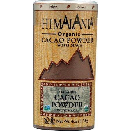 Natierra cacao en polvo con Maca Shaker 4 Oz