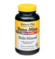 De la naturaleza más minerales multi Dyno-Mins-90 tabletas