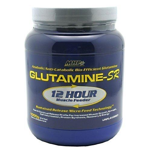 Glutamina SR, L-glutamina 1000 gm, glutamina-SR de MHP