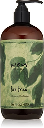 WEN por Chaz Decano de árbol de té limpieza acondicionador, 16 fl. oz.