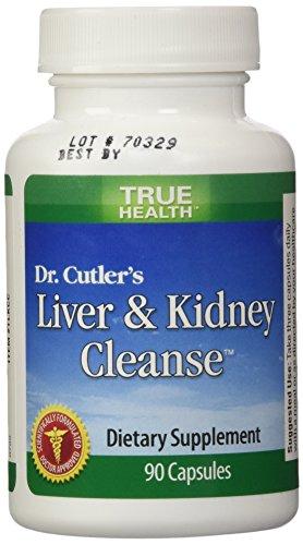 Limpieza de hígado y riñón (90 cápsulas)