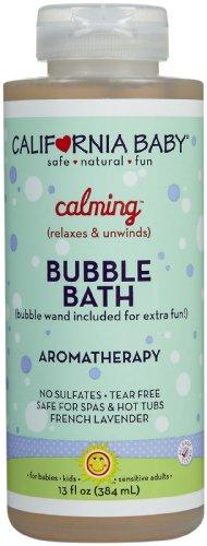 California Baby baño de burbujas - calmante - 13 oz